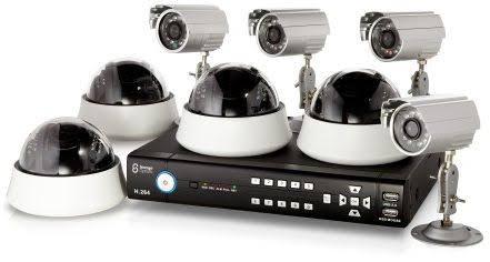 تركيب الكاميرات للمراقبة بأحدث طرق احترافية