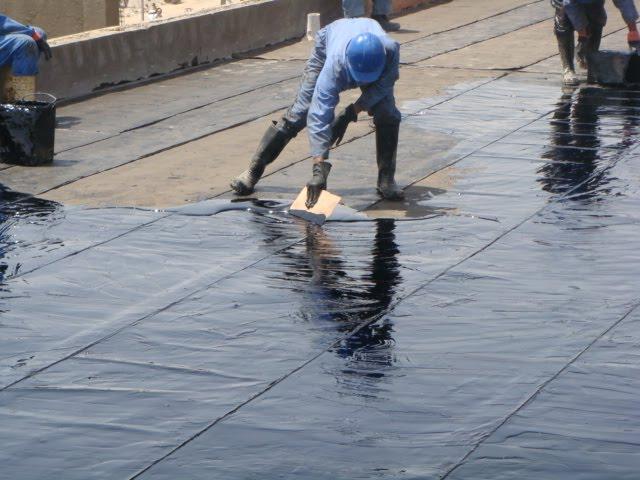 شركة عزل أسطح في الرياض