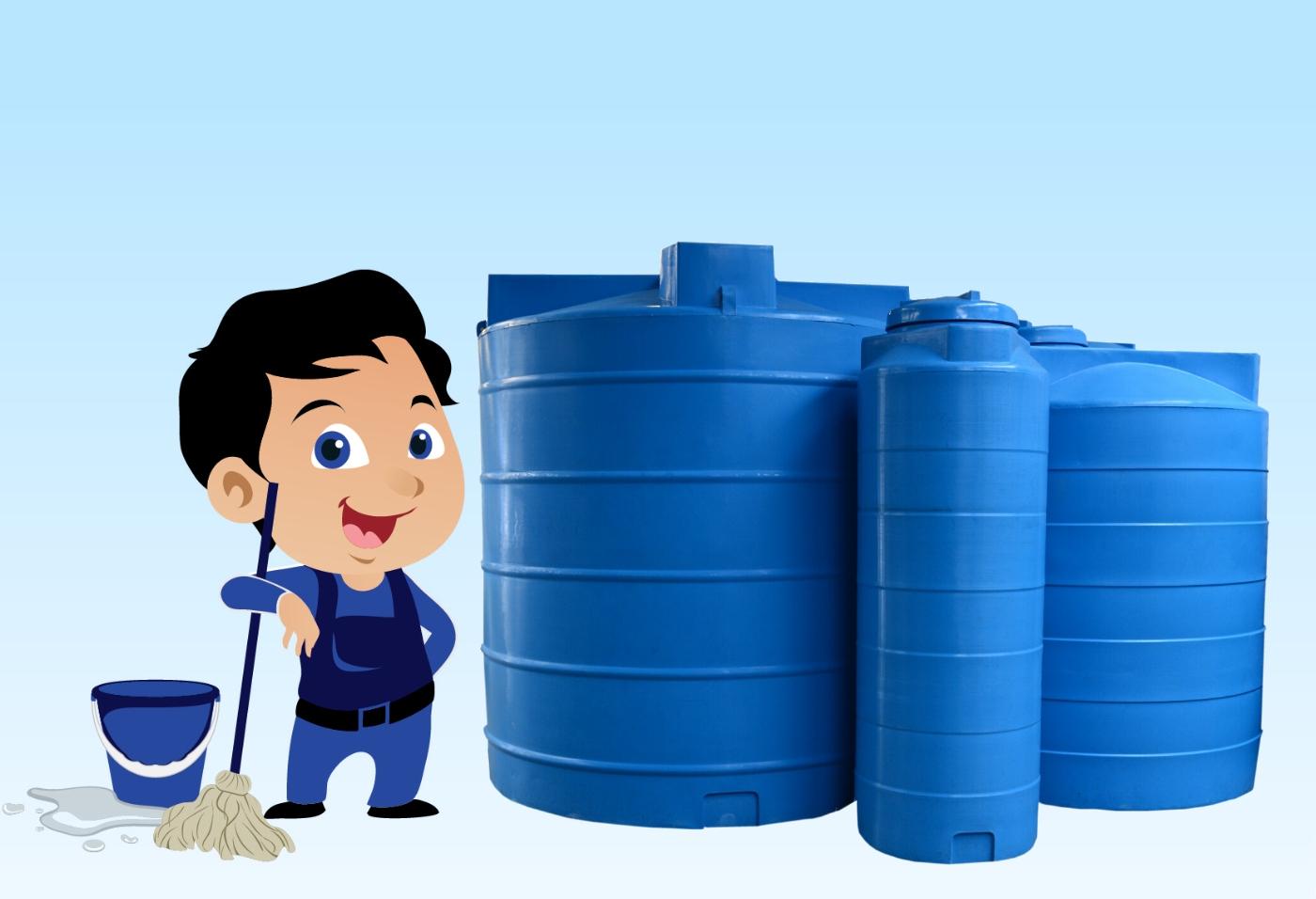 تسربات المياه من الخزانات الأرضية